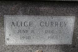 Alice <i>Currey</i> Armer