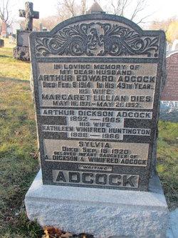 Arthur Dickson Adcock