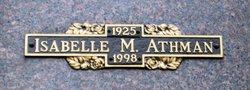 Isabelle Margaret <i>Bujarski</i> Athman