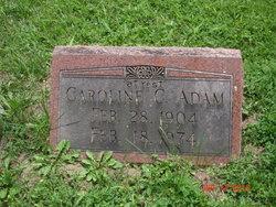 Caroline Charlotte <i>Tressler</i> Adam