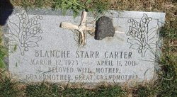 Blanche Lois <i>Starr</i> Carter