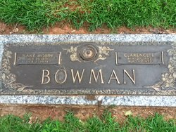 Clarence E Bowman