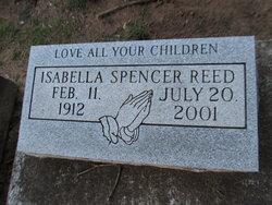 Isabella <i>Spencer</i> Reed