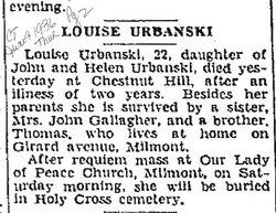 Louise Urbanski
