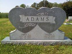 Thelma L. <i>Long</i> Adams