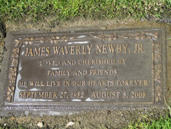 James Waverly Newby Jr