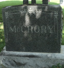 Maude Anna <i>Riley</i> McCrory