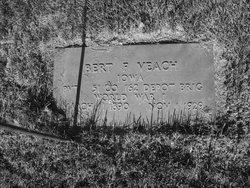Bert F Veach