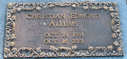 Christian Edmond Allums