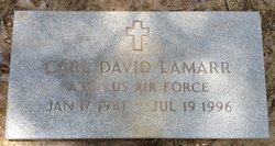 Carl David LaMarr