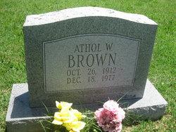 Athol W. Brown