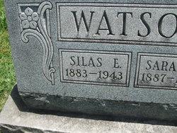 Silas E. Watson
