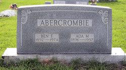 Ben F. Abercrombie
