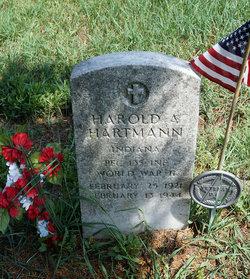 Harold A. Hartmann