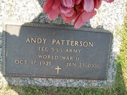 Andy Patterson