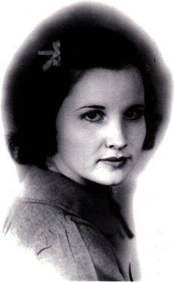 Molly Bernice Bee <i>Hamrick</i> Southard