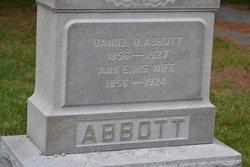 Daniel O Abbott