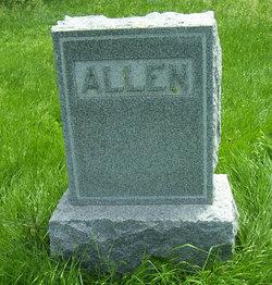 Mary Evelyn <i>Stobbs</i> Allen
