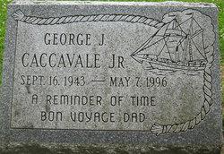 George J Caccavale, Jr