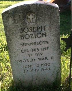 Joseph Bozich