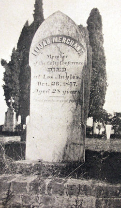 Rev Elijah Merchant