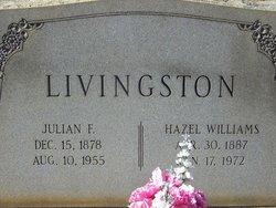 Julian Frederick Livingston