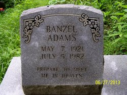 Banzel <i>Hammonds</i> Adams