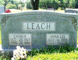 Charlie Leach