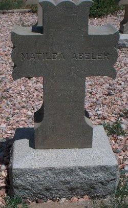 Matilda Abeler