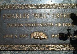 Charles W Bill Creeden