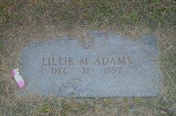 Lillie Minnie Adams