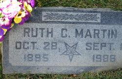 Ruth Catherine <i>Fenton</i> Martin