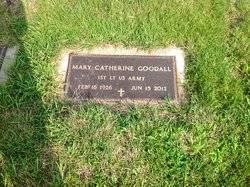 Catherine Mary <i>Contosta</i> Goodall