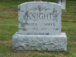 Gertrude B. Knight