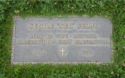 Alma Cecile <i>Mock</i> Selby