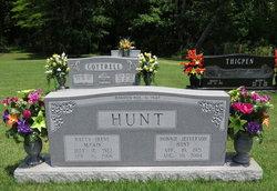 Hatty Irene <i>McCain</i> Hunt