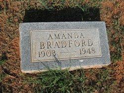 Amanda <i>Dykes</i> Bradford