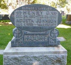 Augusta <i>Johnson</i> Moore