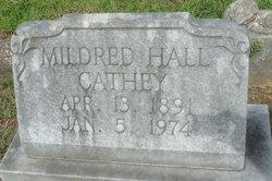 Mildred <i>Hall</i> Cathey