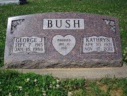 Kathryn <i>Huizenga</i> Bush