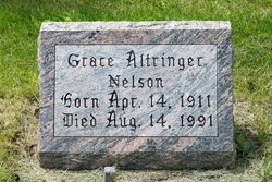 Dorothy Grace <i>Romelfanger</i> Altringer Nelson