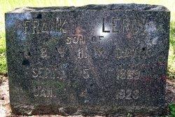 Frank LeRoy Davis