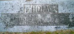 Madeline Dorothy <i>Main</i> Holm
