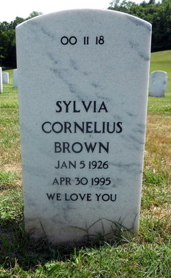 Sylvia <i>Richardson</i> Brown