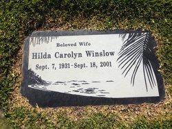 Hilda Carolyn Carrie Winslow