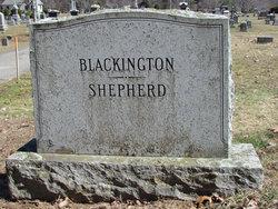 Maude Cordelia <i>Drisko</i> Blackington