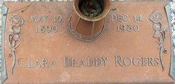 Clara <i>Braddy</i> Rogers