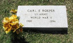 Carl Edward Roeper