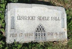 Marion Adele Hall