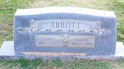 Viola F <i>Harrell</i> Abbott
